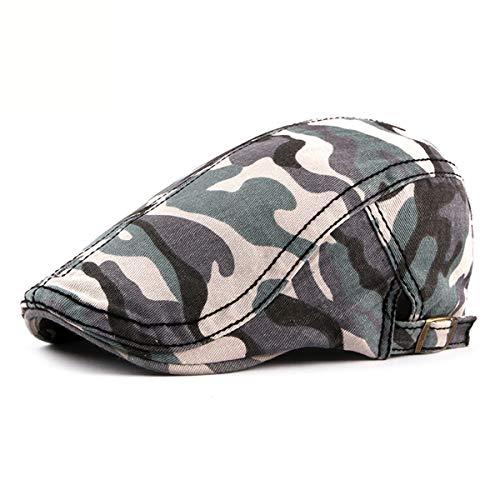 Sombrero hat D de Hombres de de Sombrero C Sombreros GLLH Ocio algodón Sol Camuflaje Gorra de de de qin Beray los al Aire Sombrero Libre q5n4YBwEW