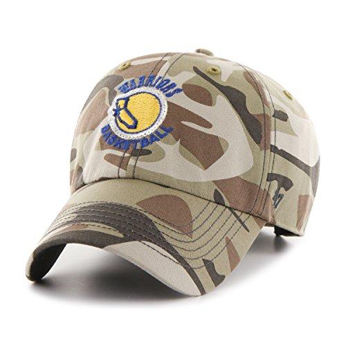 Sparkle Camo (NBA Golden State Warriors Women's Sparkle Camo Clean Up Hat, Women's, Faded Camo)