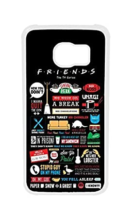 friends phone case samsung s6