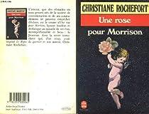 Une rose pour Morrison par Rochefort