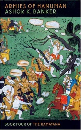 book cover of Armies of Hanuman