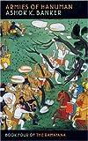 img - for Armies of Hanuman (Ramayana series) book / textbook / text book