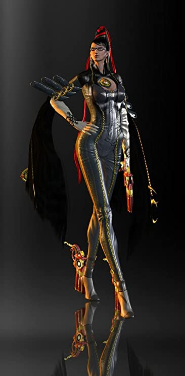 Amazon Com Neuhorris 005 Bayonetta Bloody Fate 24x49 Inch Silk