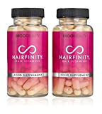 Health Beauty Supplies Best Deals - Brock Beauty Hairfinity® Healthy Hair Vitamins 120 Capsules (2 Months Supply)
