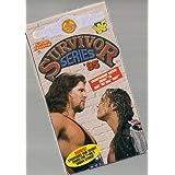 WWE/WWF 1995 VHS SURVIVOR SERIES