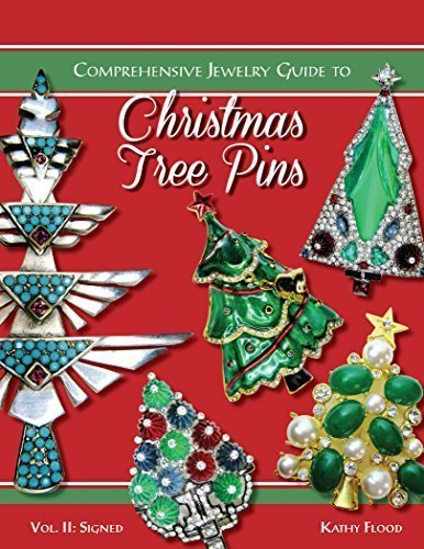 Comprehensive Jewelry Guide to Christmas Tree Pins - Eisenberg Christmas Tree Pin