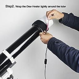 Dew Heater Strip for 11\