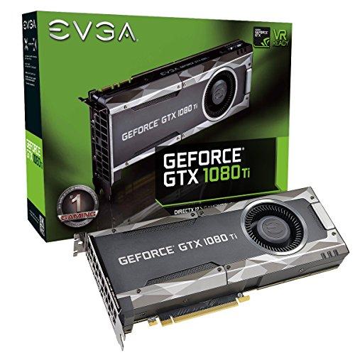 51XbDIRLXCL - EVGA GeForce GTX 1080 Ti FOUNDERS EDITION GAMING
