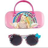 JoJo Siwa Bow Sunglasses & Carrying Case Set - Girls 4-16
