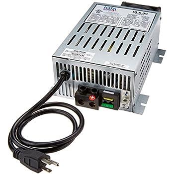 51XbDrC unL._SL500_AC_SS350_ amazon com arterra wf 8955 pec 30 amp power converter charger  at reclaimingppi.co