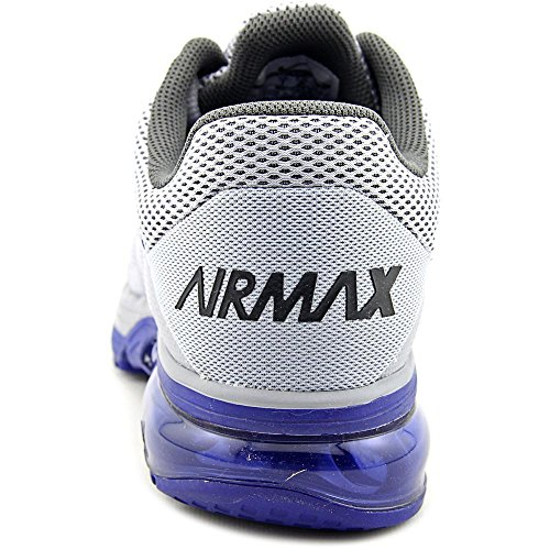 Nike Air Max Dynasty, Zapatillas de Running para Hombre Wlf Gry-Blck-Dp Ryl Bl-Drk Gry