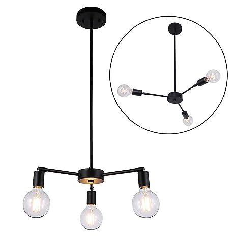 Amazon.com: Lingkai - Lámpara de techo para lámpara de techo ...
