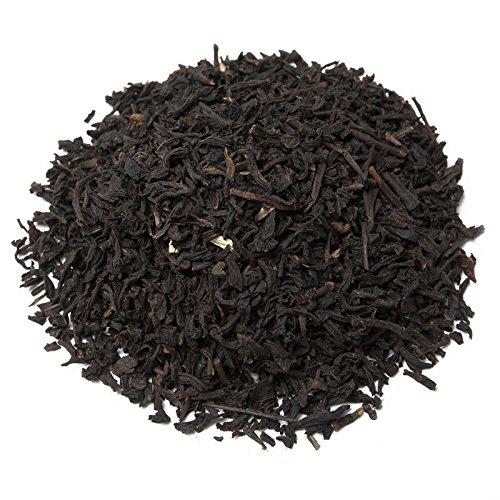 Aromas de Te - Te Negro con Regaliz Sabor Anisado a Granel Palo Dulce Digestivo Antioxidantes Depurativo, 50 gr