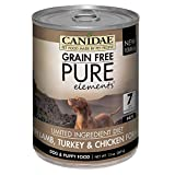 Canidae Grain Free Pure Elements Dog Wet Formula With Multi-Proteins, 13 Oz (12-Pack)