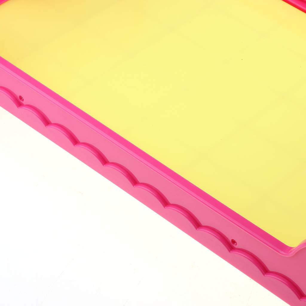 KESOTO Lit en Plastique Convient pour 25cm Poup/ée
