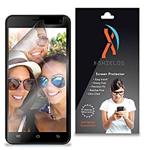 XShields© (5-Pack) Screen Protectors for Sky 4.5D (Ultra Clear)