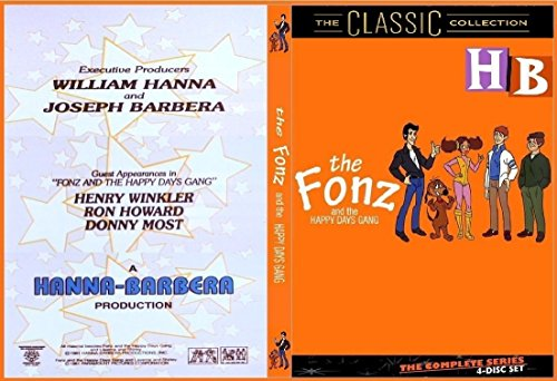 The Fonz and the Happy Days Gang - The Complete Series [DVD] [1981]
