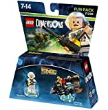 LEGO Dimensions: Fun Pack Back To The Future Doc Brown by Warner Bros. Interactive Entertainment [並行輸入品]