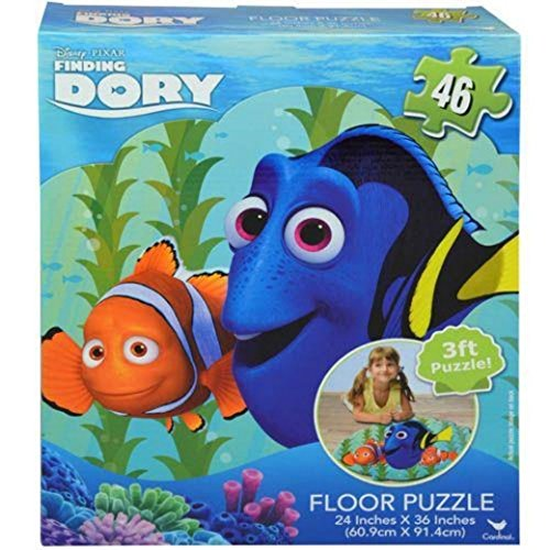 Finding Dory Floor Puzzle Set 46 PC Big Jigsaw