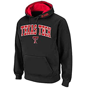 Mens NCAA Texas Tech Red Raiders Pull-over Hoodie (Team Color) - 2XL