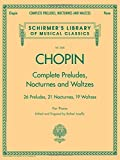 Etudes for the Piano (Schirmer's Library of Musical