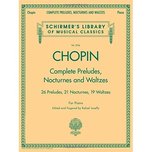Chopin Sheet Music: Amazon.com