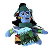 Shiva Finger Puppet and Refrigerator Magnet - By The Unemployed Philosophers Guild