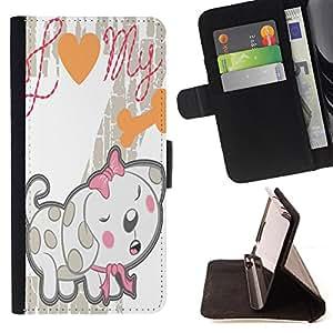 Dragon Case - FOR Samsung Galaxy Note 3 III - Second thoughts are best - Caja de la carpeta del caso en folio de cuero del tir¨®n de la cubierta protectora Shell