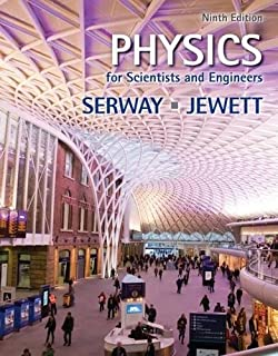 Amazon study guide with student solutions manual volume 1 physics for scientists and engineers fandeluxe Gallery