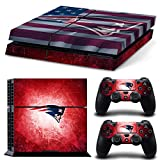 Cheap FriendlyTomato PS4 Console and DualShock 4 Controller Skin Set – Football NFL – PlayStation 4 Vinyl