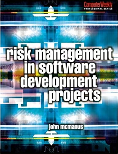 Book Risk Management in Software Development Projects (Computer Weekly Professional)