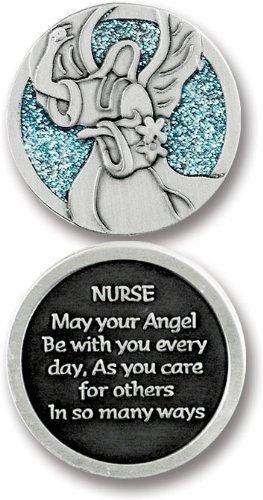 GUARDIAN Angel POCKET Token for NURSE R.N. CNA LPN - 1.25