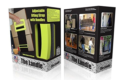 The Landle Lifting Device - Lifting the Standard of Safety - Moving Strap