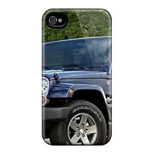 Premium Jeep Wrangler Freedom Edition 2012 Back Covers Snap On Cases For Iphone 4/4s