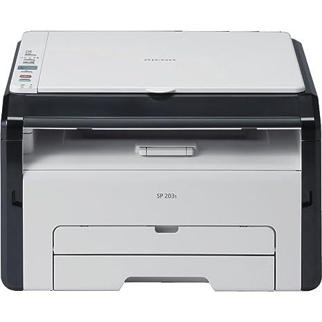Ricoh SP 203 S - Impresora multifunción láser (b/n 22 ppm)