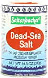 Seitenbacher Dead-Sea Salt, 10.5-Ounce Packages (Pack of 5)