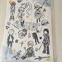 家庭教師ヒットマンREBORN! グラフアート クリアファイル ミルフィオーレファミリー 未来編 ユニの商品画像