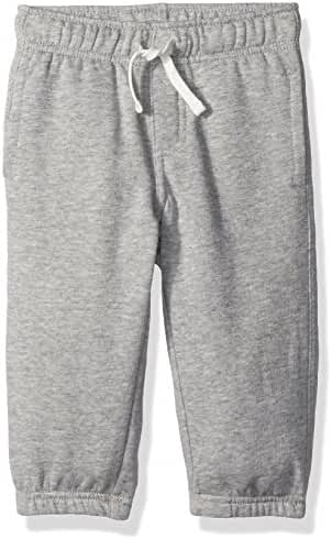 Gymboree Baby Toddler Boys' Gray Knit Pants