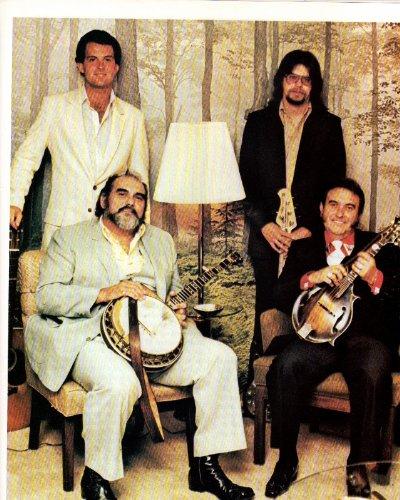 Mandolin Brothers (Osborne Brothers Banjo Mandolin Clipping Magazine Photo orig 1pg 8x10 G10074)