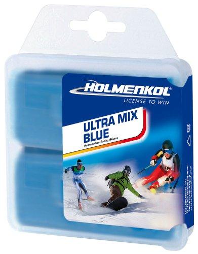 Holmenkol Ultramix Hydrocarbon Skiwachs 2x35g