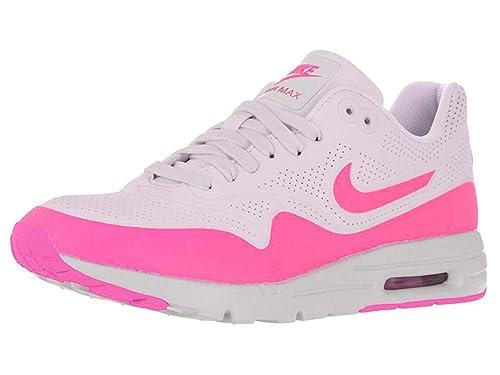 NIKE Air Max Damen Sneaker Schwarz Schuhe, Größe:37.5