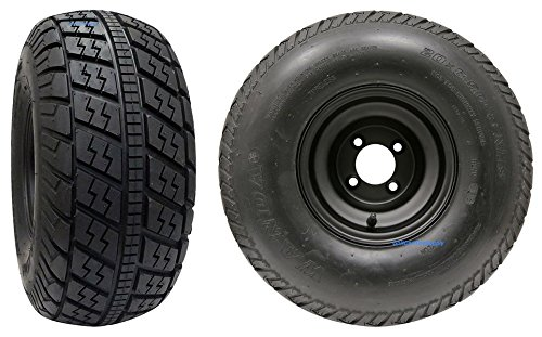 RHOX RXFG 20×8.5-8″ All Purpose Golf Cart Tires and 8″ BLACK Steel  Inch Golf Cart Tires And Wheels on 23 inch golf cart tires and wheels, 14 inch golf cart tires and wheels, 12 inch golf cart tires and wheels,