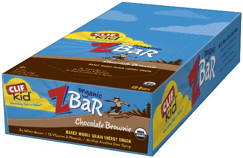 Clif Bar Chocolate Brownie 1 27
