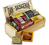 Gourmet Meat and Cheese Gift Basket