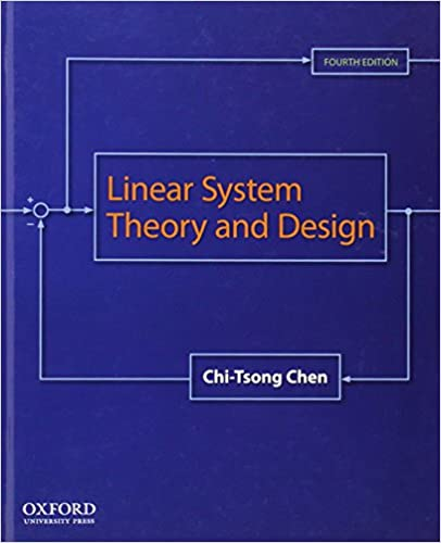 Linear Systems Theory Hespanha Pdf