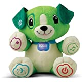 Easy to Personalized Daytime Learning, Nighttime Comfort LeapFrog My Pal Scout, Lullaby Timer, Connect Smart Phone/Tablet/Computer , Multicolor
