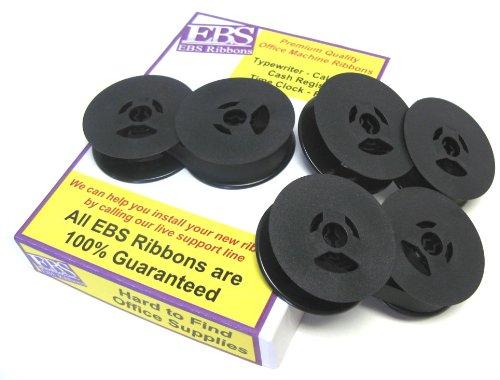 Premium EBS Ribbons® for SWINTEC Typewriter Ribbon #SC-20 - (3 pack) SC20-SWI-3