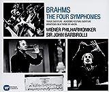 Brahms: Symphonies Nos. 1 - 4 (3CD) by Sir John Barbirolli (2016-05-04)