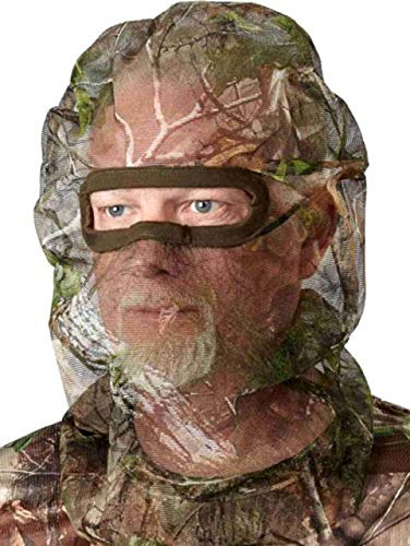 Hunter Specialties Flex Form 2 Camo Head Net