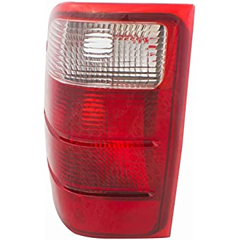 For 2001-2005 Ford Ranger FO2800156 FO2801156 Passenger /& Driver Side Tail Light Assembly Kit